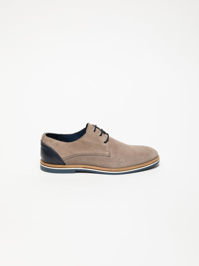 Foreva Zapatos Derby en color Beige