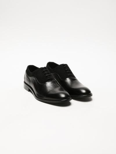 Foreva Zapatos Oxford en color Negro