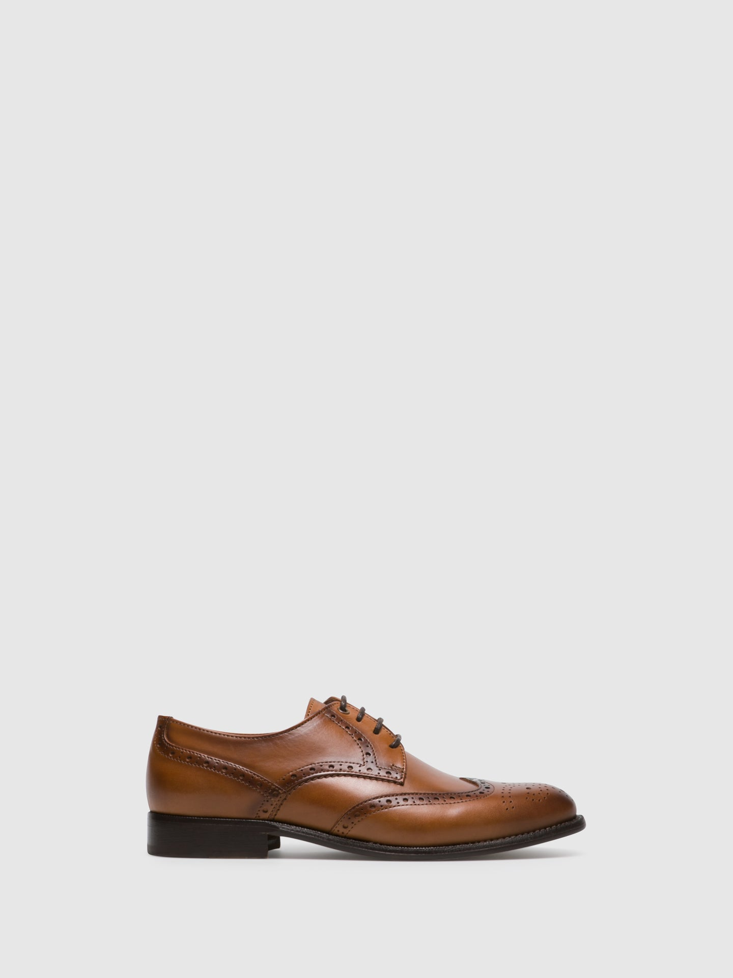 Foreva Zapatos Oxford en color Camel