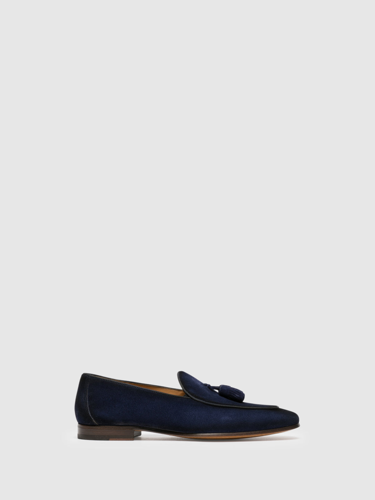 Gino Bianchi Zapatos Loafers en color Azul
