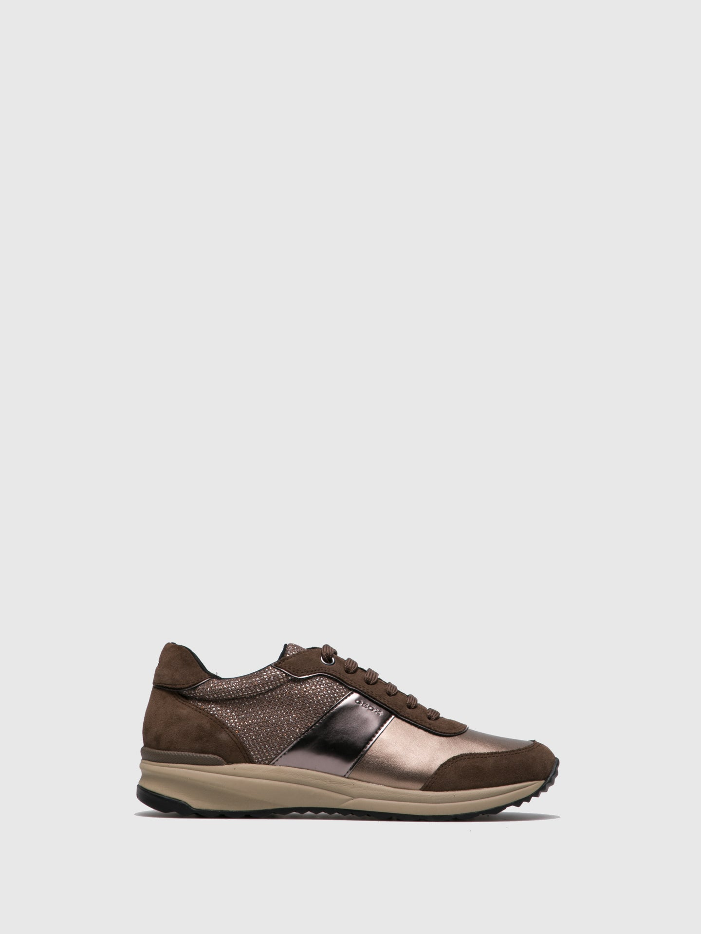 Geox Zapatillas con Cordones en color Camel