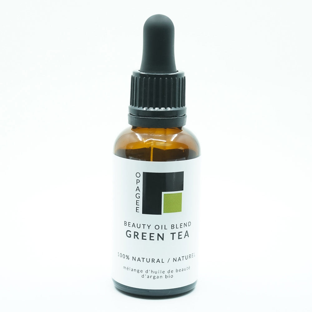 Green Tea Beauty Oil Blend