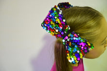 Load image into Gallery viewer, Sequin Hair Bows