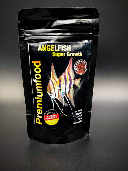 Angelfish Super Growth Soft Granulate