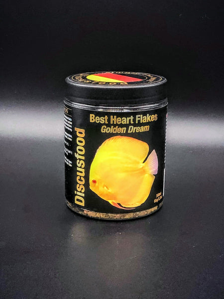 Best Heart Flakes Golden Dream