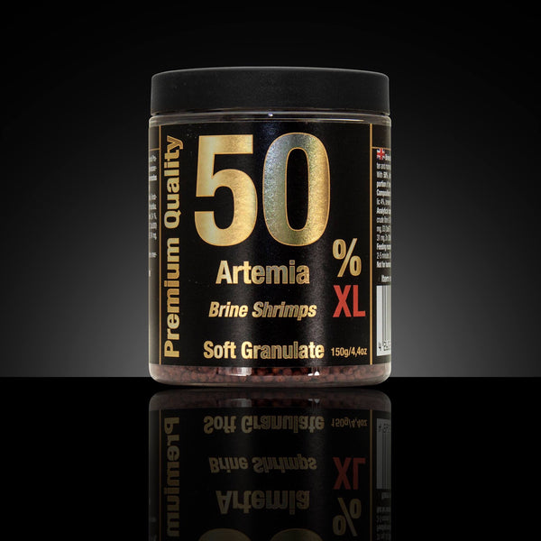 Artemia 50% Soft Granulate XL