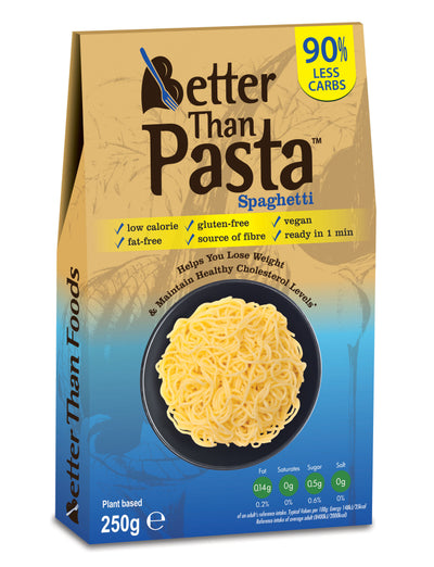 Better Than Pasta Spaghetti 250g