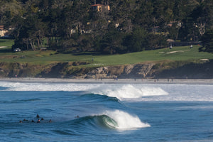 Liquid Imagery | GOLF + SURF - Carmel & Pebble Beach