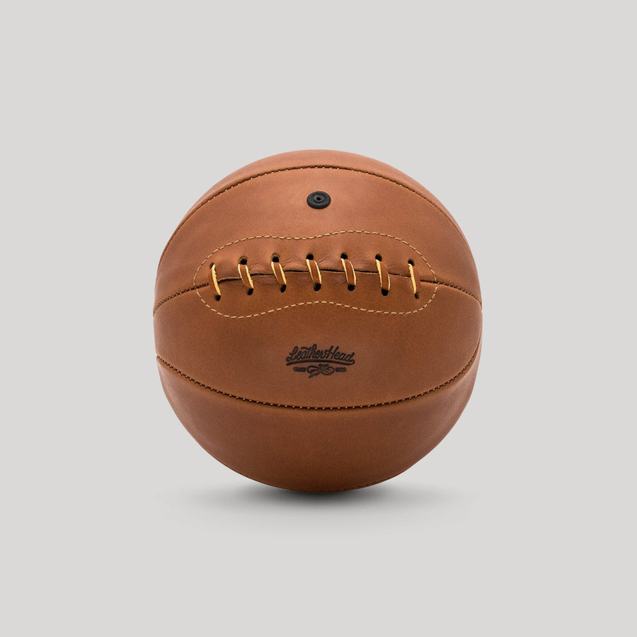Leather Head + Land & Sea | Leather Basketball