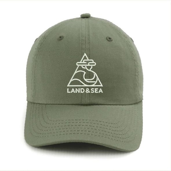 Land & Sea Adjustable Cotton Cap