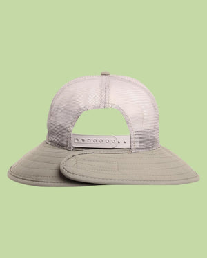 Sombra | Techbrero Pineapple Adjustable Wide Brim Hat