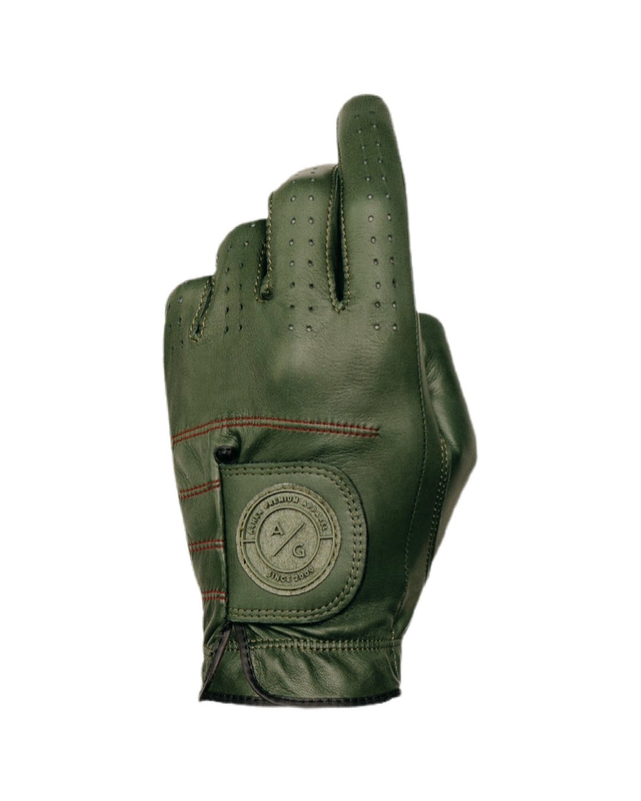 Asher | Premium Collection Moss Glove