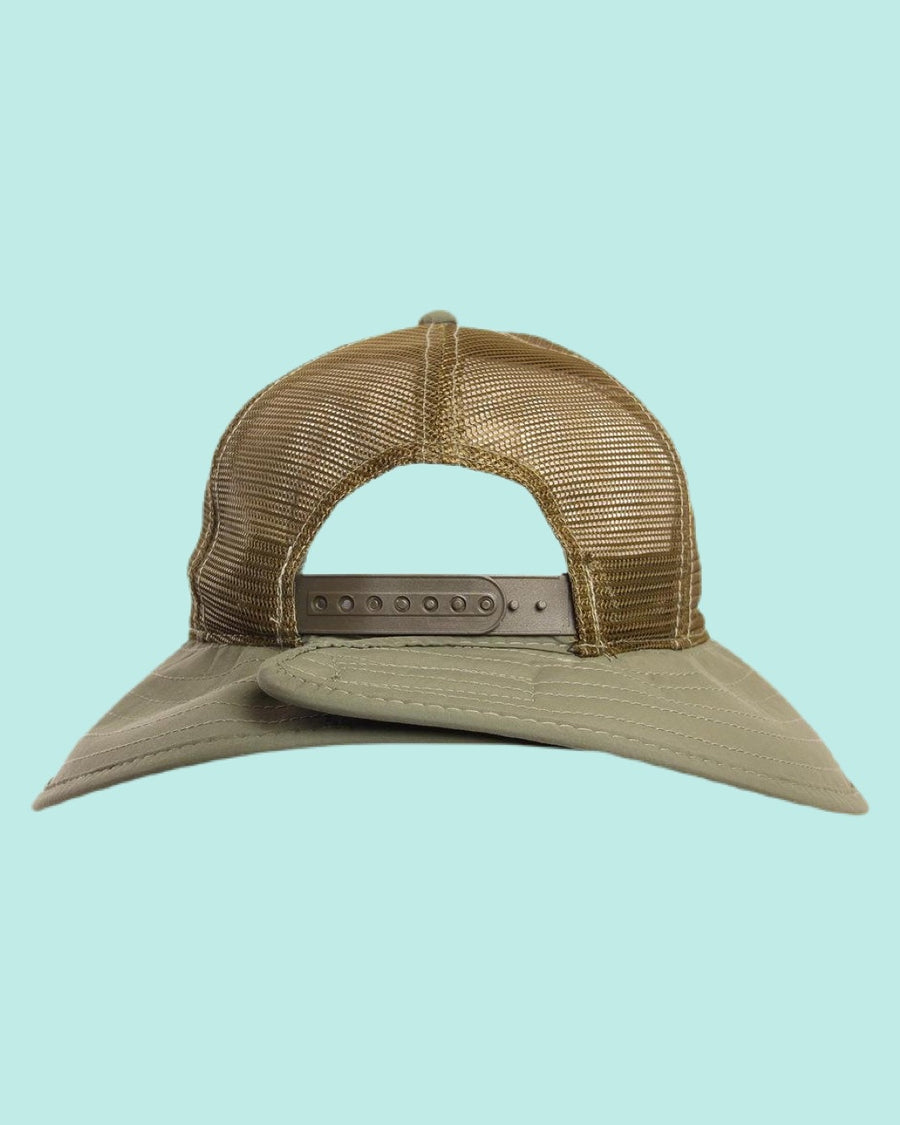 Sombra | Techbrero Shaka Adjustable Wide Brim Hat