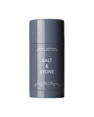 Salt & Stone | Vetiver/Lemongrass/Sandalwood Natural Deodorant