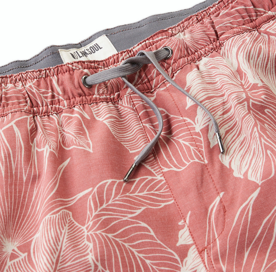 LS6156 | Rustler Print Saturday Short