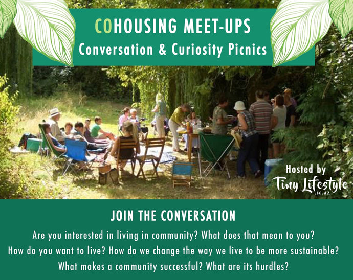 Talking Co-housing Communities