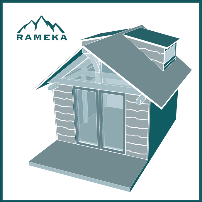 Introducing The Rameka - Tiny Lifestyle's Latest Flat-Pack Tiny Design