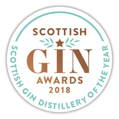 Scottish Gin Awards - Distillery of the Year 2018