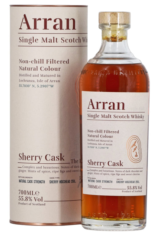 Arran, 'The Bodega' Single Malt (700ml)