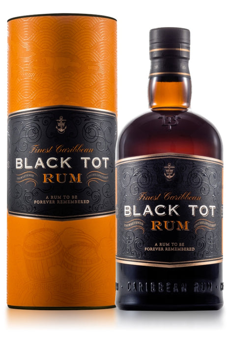 Black Tot, Finest Caribbean Rum (700ml)