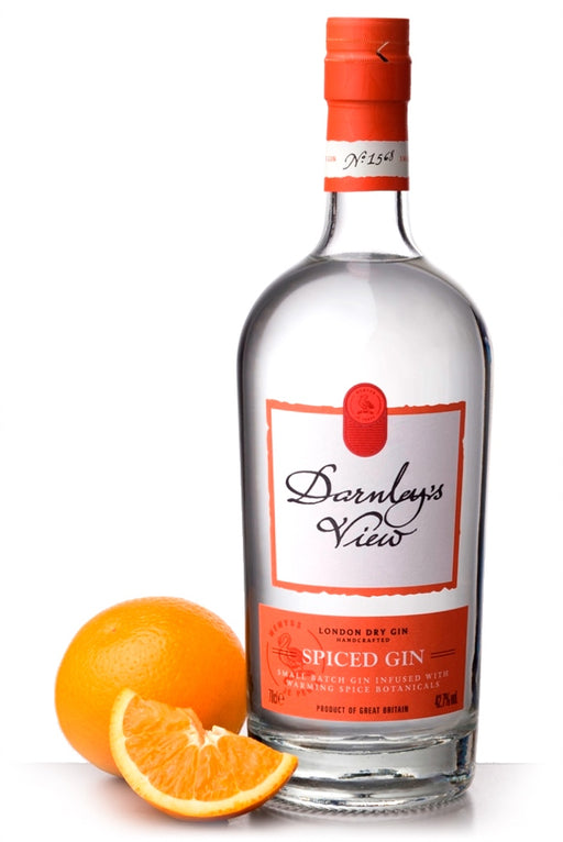Darnley's View, Spiced Gin (700ml)