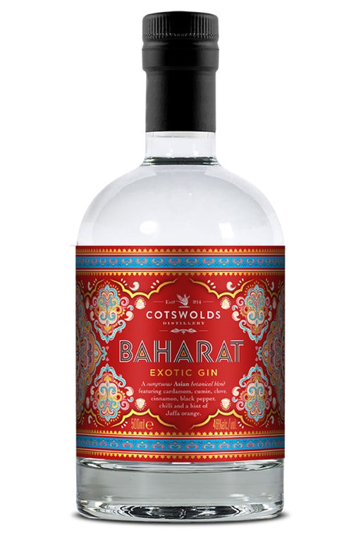 Cotswolds, Baharat Exotic Gin (500ml)