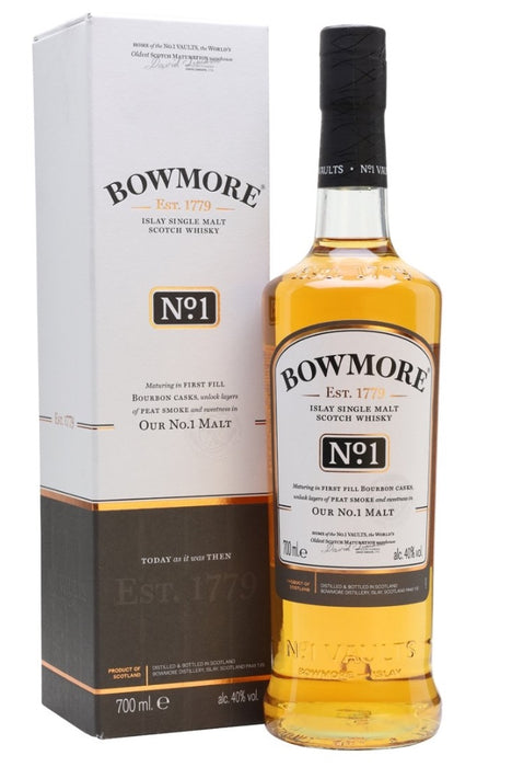 Bowmore, No. 1 (700ml)