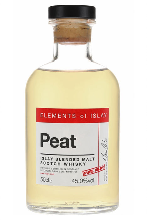 Elements of Islay, Peat, Pure Islay (500ml)