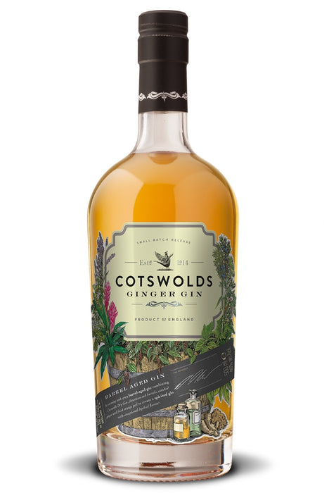 Cotswolds, Ginger Gin (500ml)