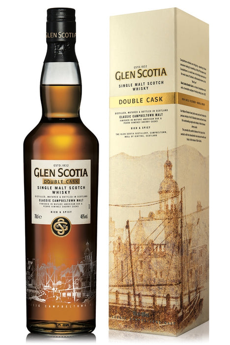 Glen Scotia, Double Cask (700ml)