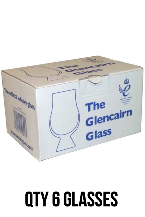 Glencairn Crystal, Original Whisky Glass (Trade box of qty6)
