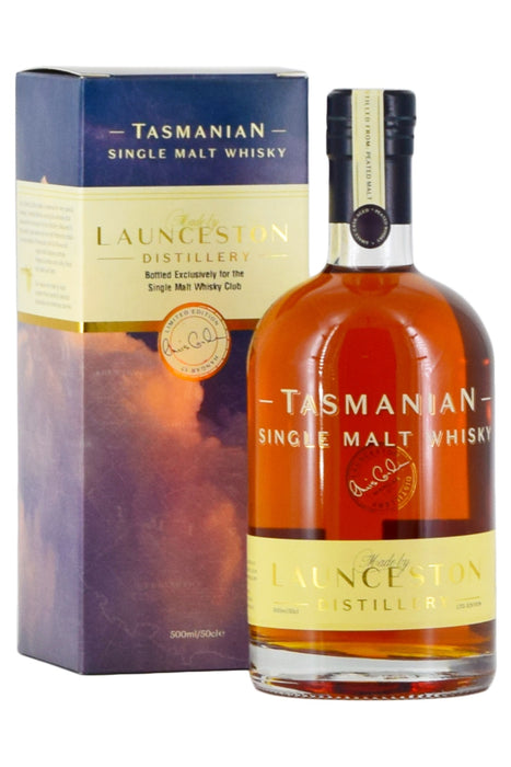 Launceston Distillery, Special Edition Peated (500ml)