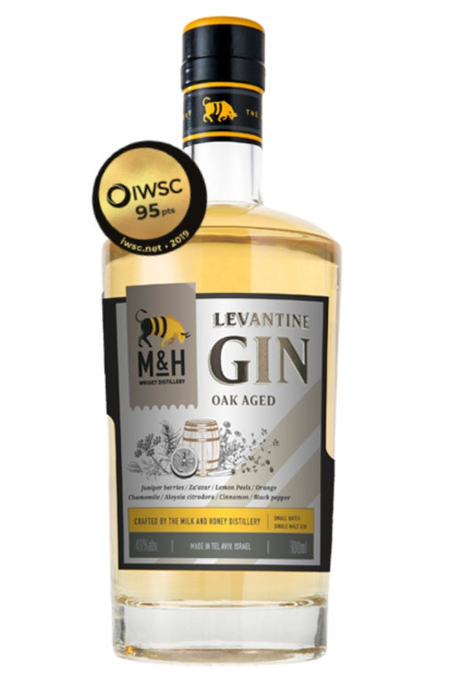 Milk & Honey, Levantine Gin Oak Aged (700ml)