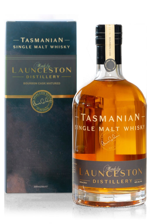 Launceston Distillery, Bourbon Cask (500ml)