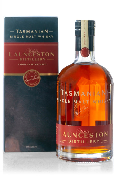 Launceston Distillery, Tawny Cask (500ml)