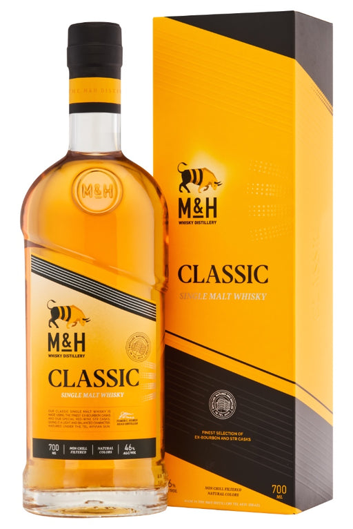 Milk & Honey, Classic Single Malt Israeli Whisky (700ml)