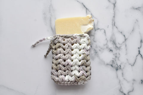 Cotton Soap Saver