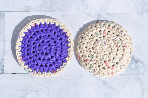 Double Sided Pot Scrubber