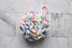 Cotton Shower Loofah