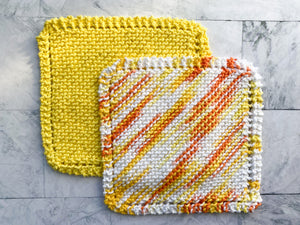 January Dishcloth (Grandma's Favourite Dishcloth)