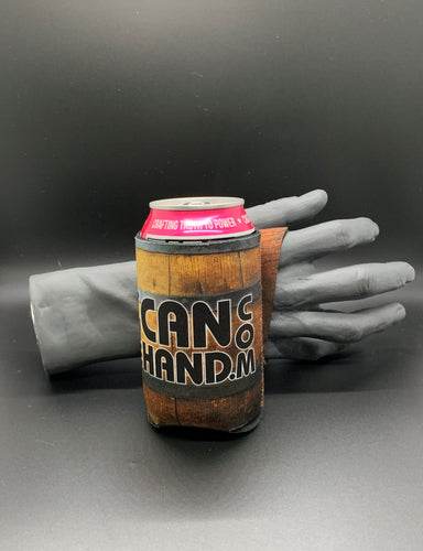 The Can Hand - I Can Barrelly Hear You Edition.