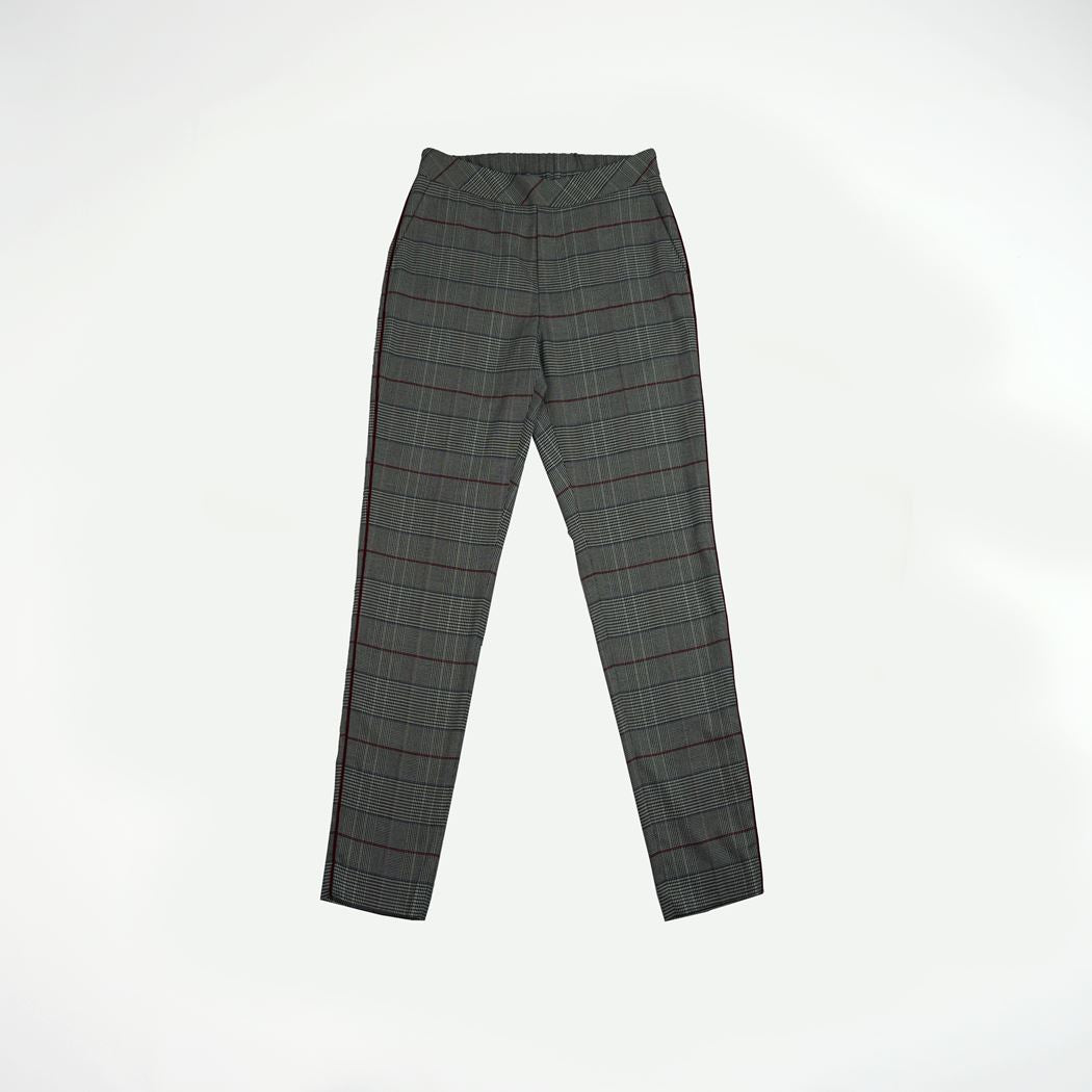 Hampton Bays prump trousers winter wine