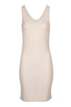 By-Bar - Elise slip dress sand