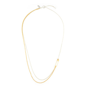 Wouters & Hendrix - fine necklace with chains