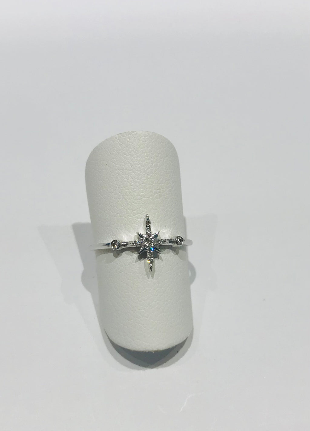Céline Daoust - north star diamonds ring