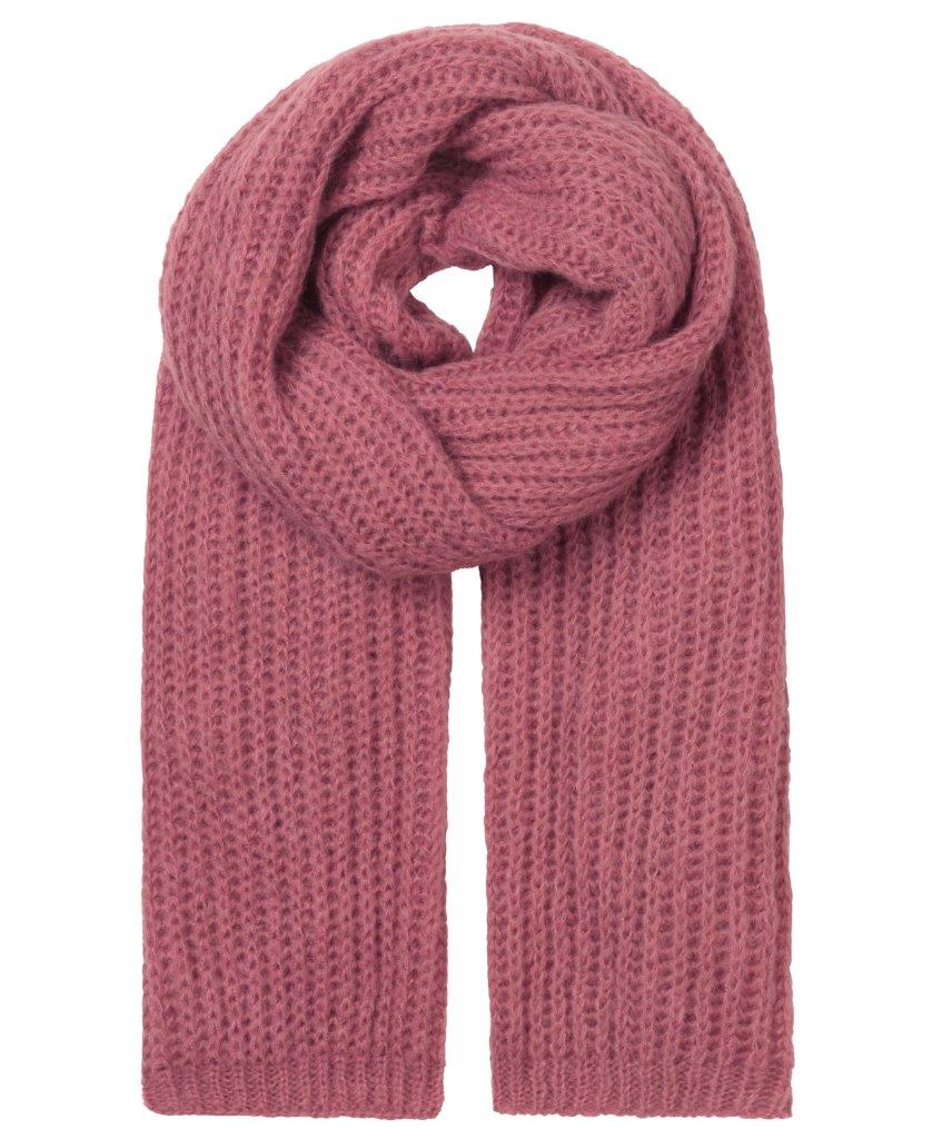 Unmade - stacy scarf cashmere pink