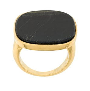 Wouters & Hendrix - Eye tiger stone ring