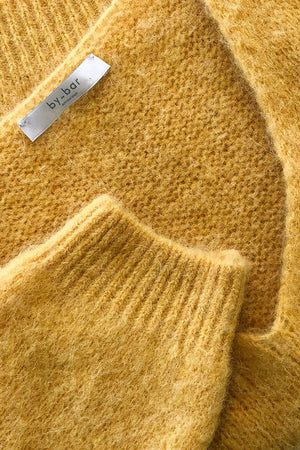 By-Bar - bobbi pullover citron yellow