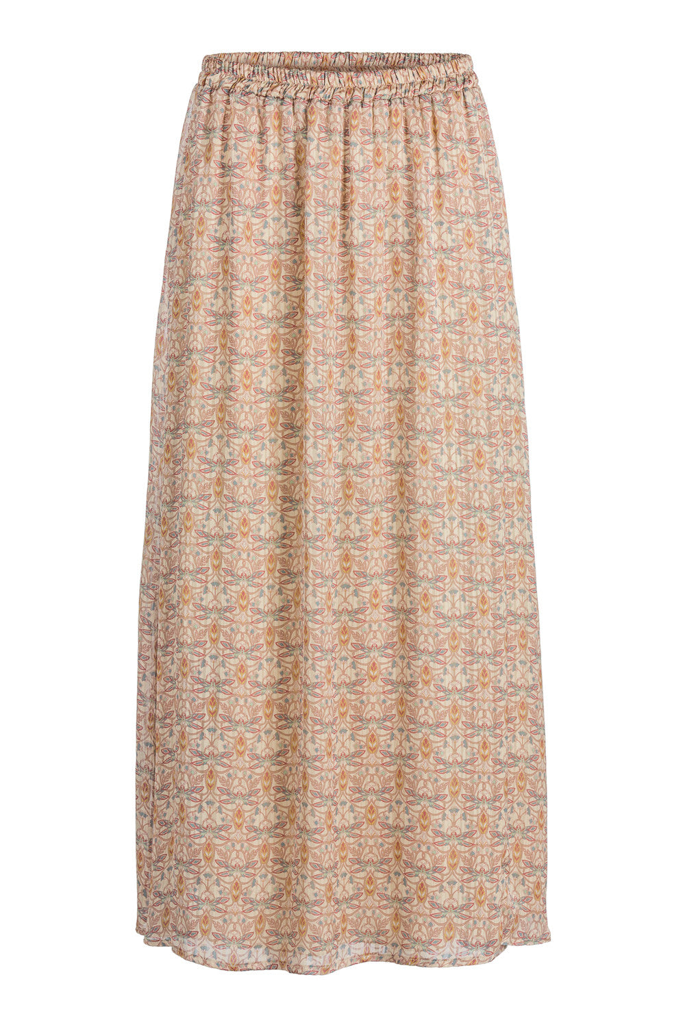 By-Bar - pleun print skirt ash rose