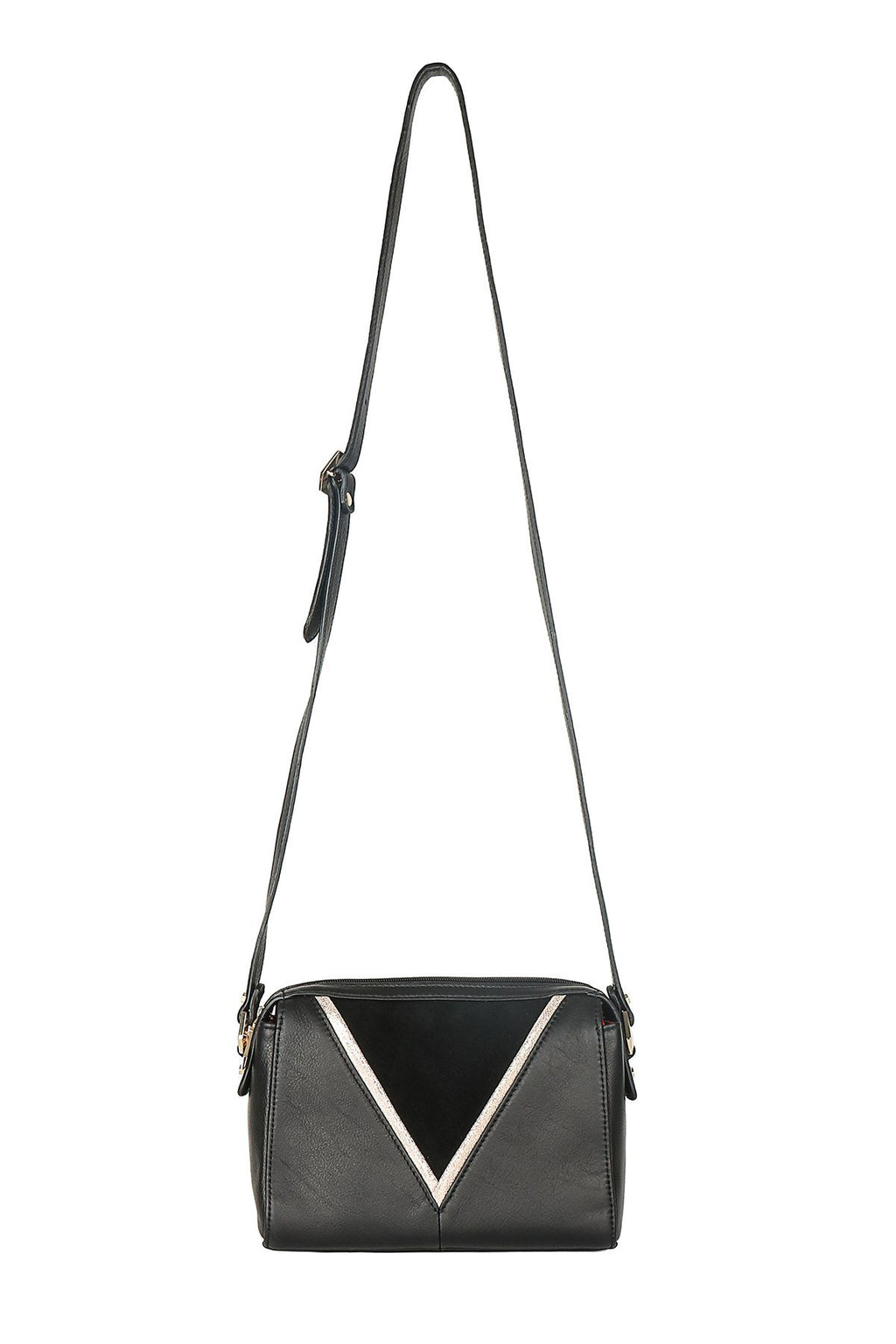 Cherry Paris - Elisabeth crossbody bag black
